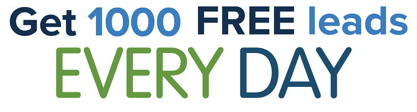 1000 Free Daily Leads